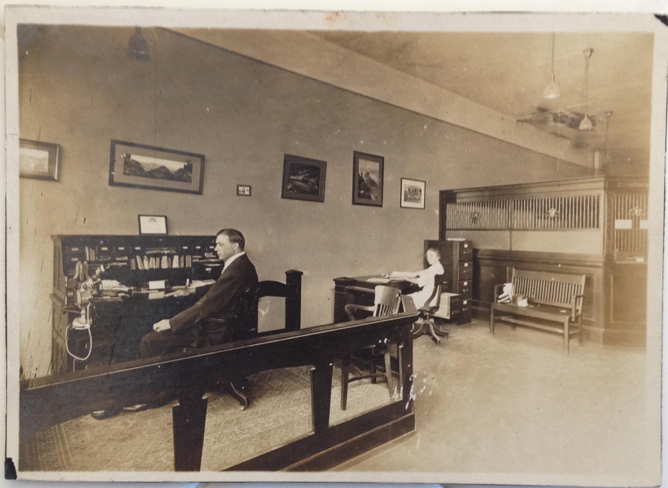 Old west museum wells fargo museum for Carter wells interior design agency