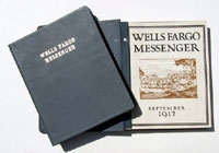 Wells Fargo & Co. Express Messenger Magazines
