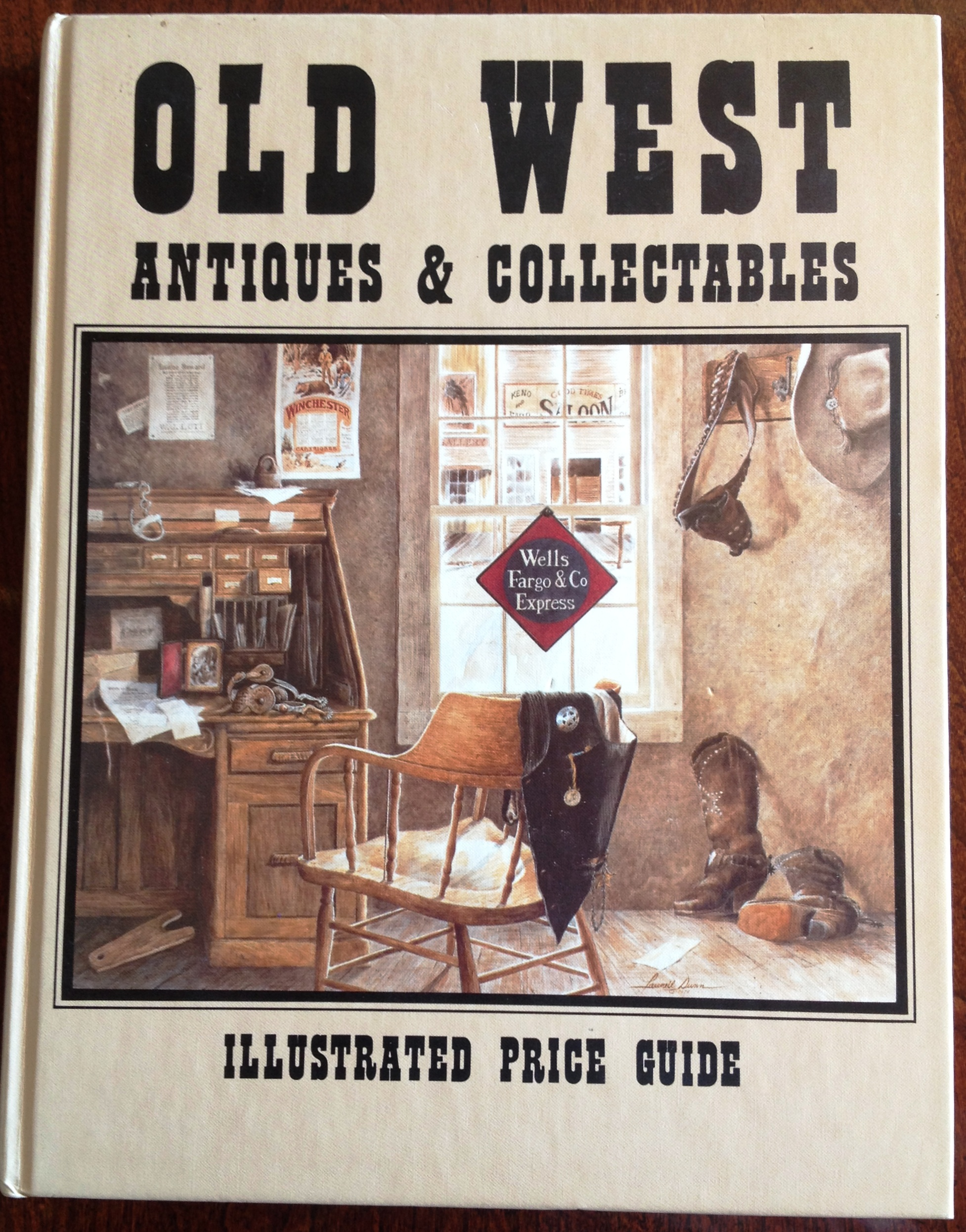 Old West, A book about Western Collectibles
