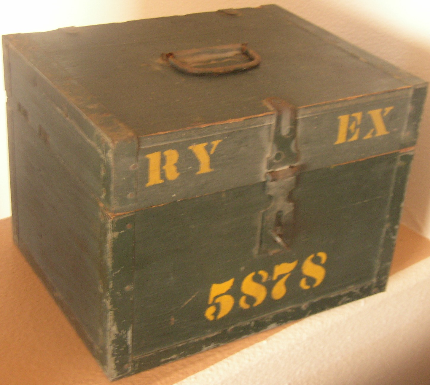 Railway express Agency KIT BOX