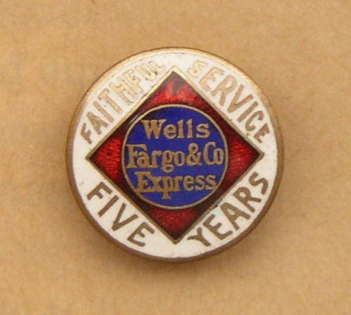 Wells Fargo Service Button